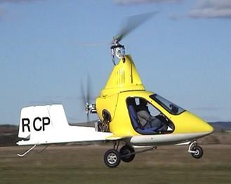 The Kahu gyroplane