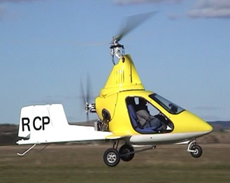 The Kahu gyroplane