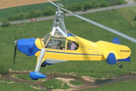The Little Wing Autogyro