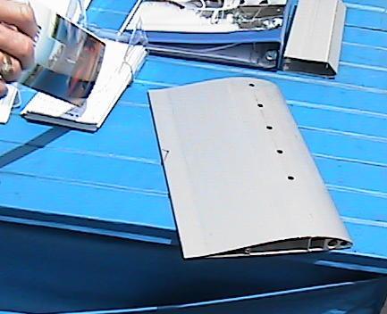 Gyroplane Rotor Blades